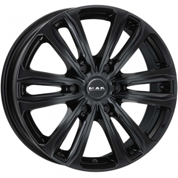 MAK Safari 6 Gloss Black 20