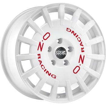 OZ Rally Racing White 17