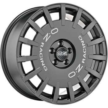 OZ Rally Racing Graphite 18