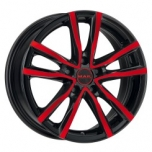 MAK Milano Black and Red 17