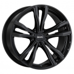MAK X-Mode Gloss Black 19
