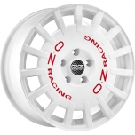 OZ Rally Racing White 18